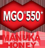 Manuka med MGO550