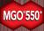 Manuka med MGO550+